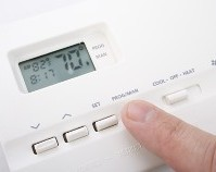 Thermostat - Home Heating